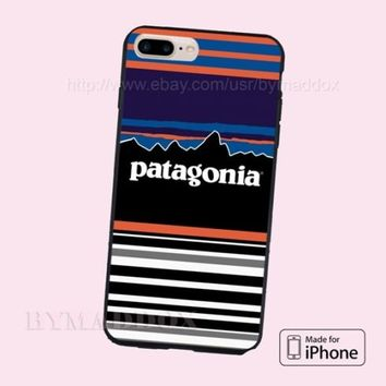 Patagonia fly fishing surf Design Art Hard Plastic CASE COVER iPhone 6s/6s+/7/7+