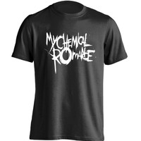 My Chemical Romance Mens & Womens Personalized T Shirt Printing T Shirt