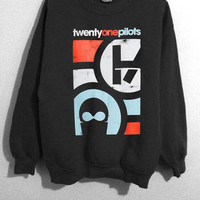 Twenty One Pilots Logo sweatshirt Unisex Adult