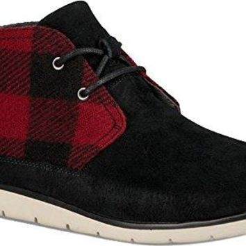 UGG Mens Freamon Plaid Chukka Boot  UGG boots men