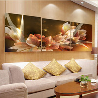 3pcs Home Decorative Paintings On Canvas Abstract Wall Art