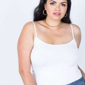 Plus Size The Essential Cami