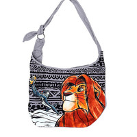 Loungefly Disney The Lion King Pride Rock Hobo Bag