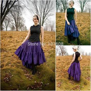 Victorian Corset Gothic/Civil War Southern Belle Ball Gown Dress Halloween dresses US 4-16 R-327 Alternative Measures - Brides & Bridesmaids - Wedding, Bridal, Prom, Formal Gown