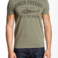 Military Foxtrot Graphic Tee