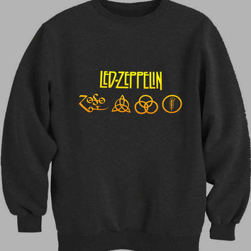 Led Zeppelin Sweater for Mens Sweater and Womens Sweater ***
