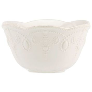 Lenox® French Perle Fruit Bowl in White
