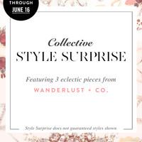 Collective Style Surprise: Wanderlust + Co