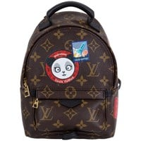 SOLD OUT New Vuitton Unique Mini Palm Spring Backpack Bag