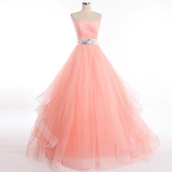 40% OFF Promotion, Time Limited, Ray's CandyFloss  Prom Dress*Wedding dress*Cocktail Dress*Custom Made Dress