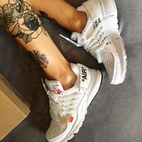 OFF-WHITE X Nike Air Presto 2.0 OW Sneaker