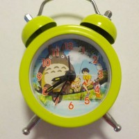"My Neighbor Totoro 3 "" Mini Alarm Clock"