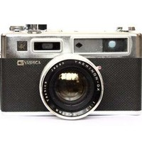 Vintage Yashica Electro 35 1960s 35mm Film Camera | 60s Early Analog Cam, Photographer Gift, Photography, Retro