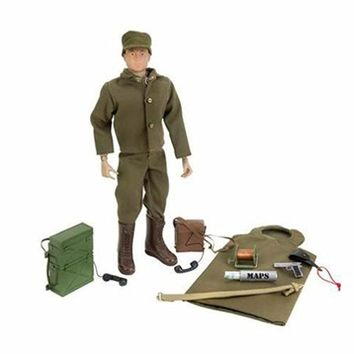 GI Joe Anniversary Edition 12`` Action Soldier Figure