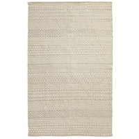 Jute Textured Stripe Rug