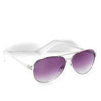 Aviator Medium Metal - Sunglasses - Jewelry & Accessories - Vince Camuto - Free Shipping