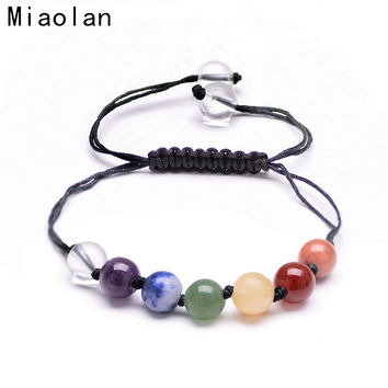 Natural Stone Bracelets for Women Men Casual Jewelry