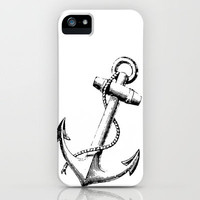 ANCHOR iPhone Case by Devon Jack | Society6