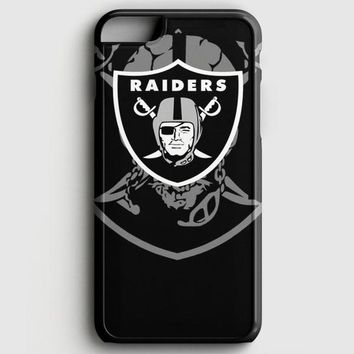 Oakland Raiders iPhone 6 Plus/6S Plus Case