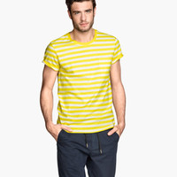 H&M Striped T-shirt $14.95