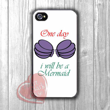 disney ariel one day quotes princess -11n for iPhone 6S case, iPhone 5s case, iPhone 6 case, iPhone 4S, Samsung S6 Edge