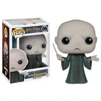 Lord Voldemort Vinyl Pop! Figure By Funko | HarryPotterShop.com