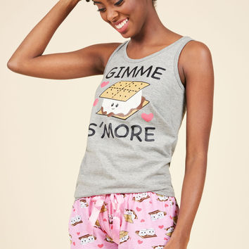 Make Your Presence Melt Pajamas | Mod Retro Vintage Underwear | ModCloth.com