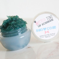 Snow Cone Brown Sugar Lip Scrubbie 10ml
