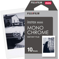 2016 New 10pcs Fujifilm Instax Mini Film Monochrome For Mini 8 7s 7 50s 50i 90 25 dw Share SP-1 Polaroid Instant Photo Camera