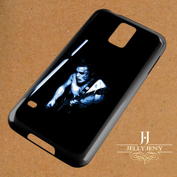 Angus Young Of Ac Dc Samsung Galaxy S3 S4 S5 S6 S6 Edge Case | Galaxy Note 3 4 Case