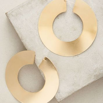 Mondo Hoop Earrings