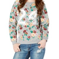 24 Rose Sweatshirt