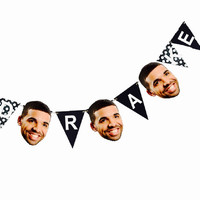 Drake Party Banner