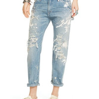 Denim & Supply Ralph Lauren Clayton Boyfriend Jeans