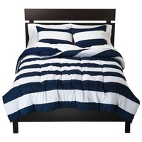 Room Essentials® Rugby Bedding Collection - Blue/White