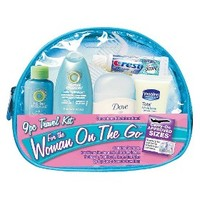 Women's Travel Kit 9-pc.