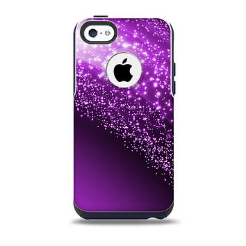 The Shower of Purple Rain Skin for the iPhone 5c OtterBox Commuter Case