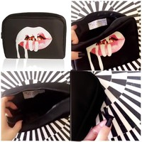 On Sale Beauty Hot Deal Hot Sale Black Birthday High Quality Make-up Bag [11552211404]