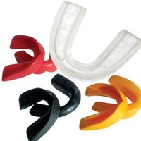 Single Mouth Guard - Clear - Child