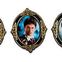 Harry Potter Cupcake Rings - 12ct