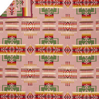 Pendleton ® Chief Joseph Indian Blanket, Rose
