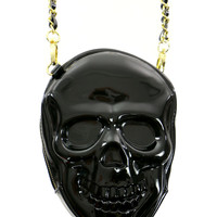 SUPER SCARY SKULL BAG - Default Title