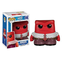 Inside Out Anger Disney-Pixar Pop! Vinyl Figure : Forbidden Planet