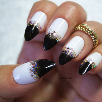 Kylie Jenner Inspired Stiletto Nails Nail Designs Art False