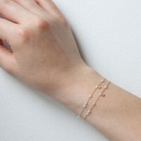 Catbird :: WHAT'S NEW: jewelry :: Dewdrop! Bracelet, yellow gold