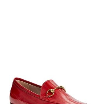 Women's Gucci 'Jordaan' Loafer,