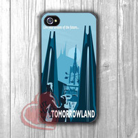 Disney Tomorrowland Vintage Poster -dah for iPhone 4/4S/5/5S/5C/6/ 6+,samsung S3/S4/S5,samsung note 3/4