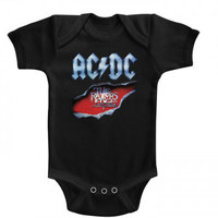AC/DC Razors Edge Kids Bodysuit - Children - Rockabilia