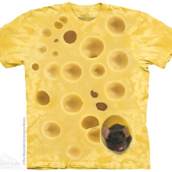 8534 Swiss Cheese Mouse