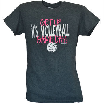 Get Up It's Volleyball Gameday T-shirt